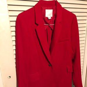 True Red Blazer, XL